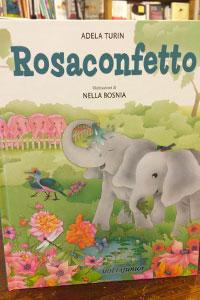 rosaconfetto libro